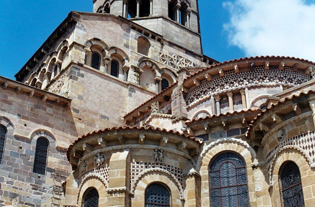 L'Eglise Saint Austremoine d'Issoire