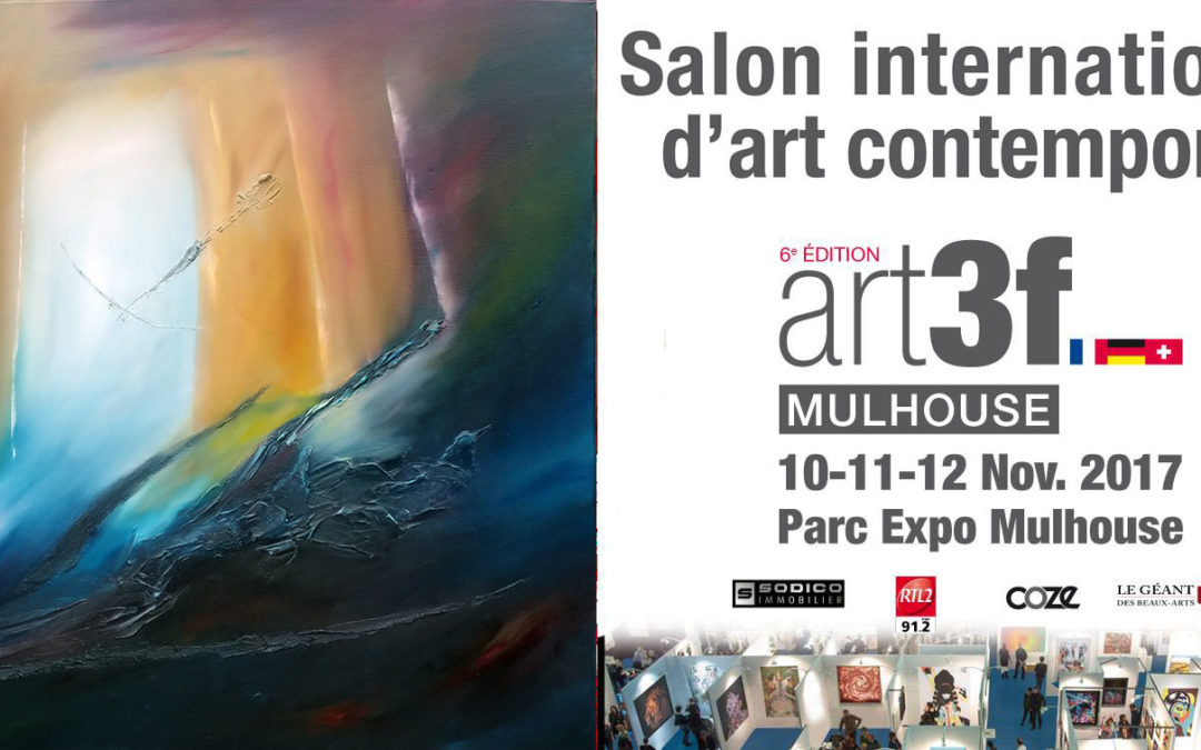 Salon Art3F de Mulhouse