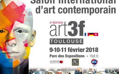 Salon Art3F de Toulouse