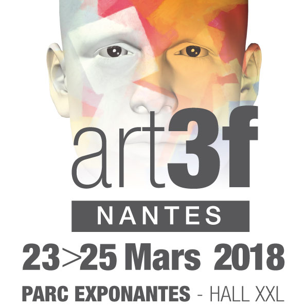 Salon Art3F de Nantes