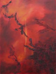 Cratère  (Vendu)